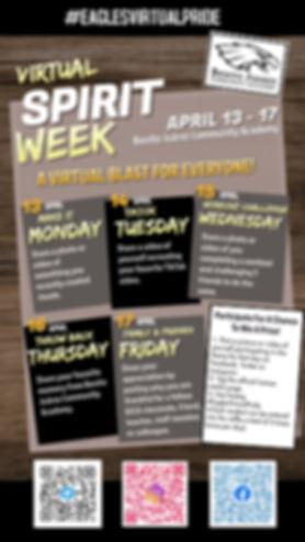 Juarez Virtual Spirit Week Flyer_IG Stor