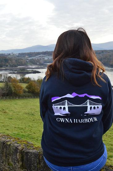 GWNA Hood Navy