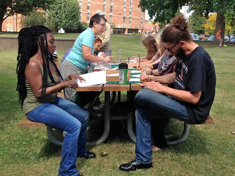 PCM, Kentuckiana, Letter Writing, 1