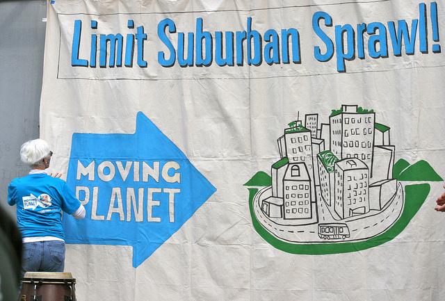 Limit Sprawl Banner