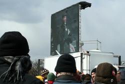 Van Jones, Addressing Forward on Climate Rally