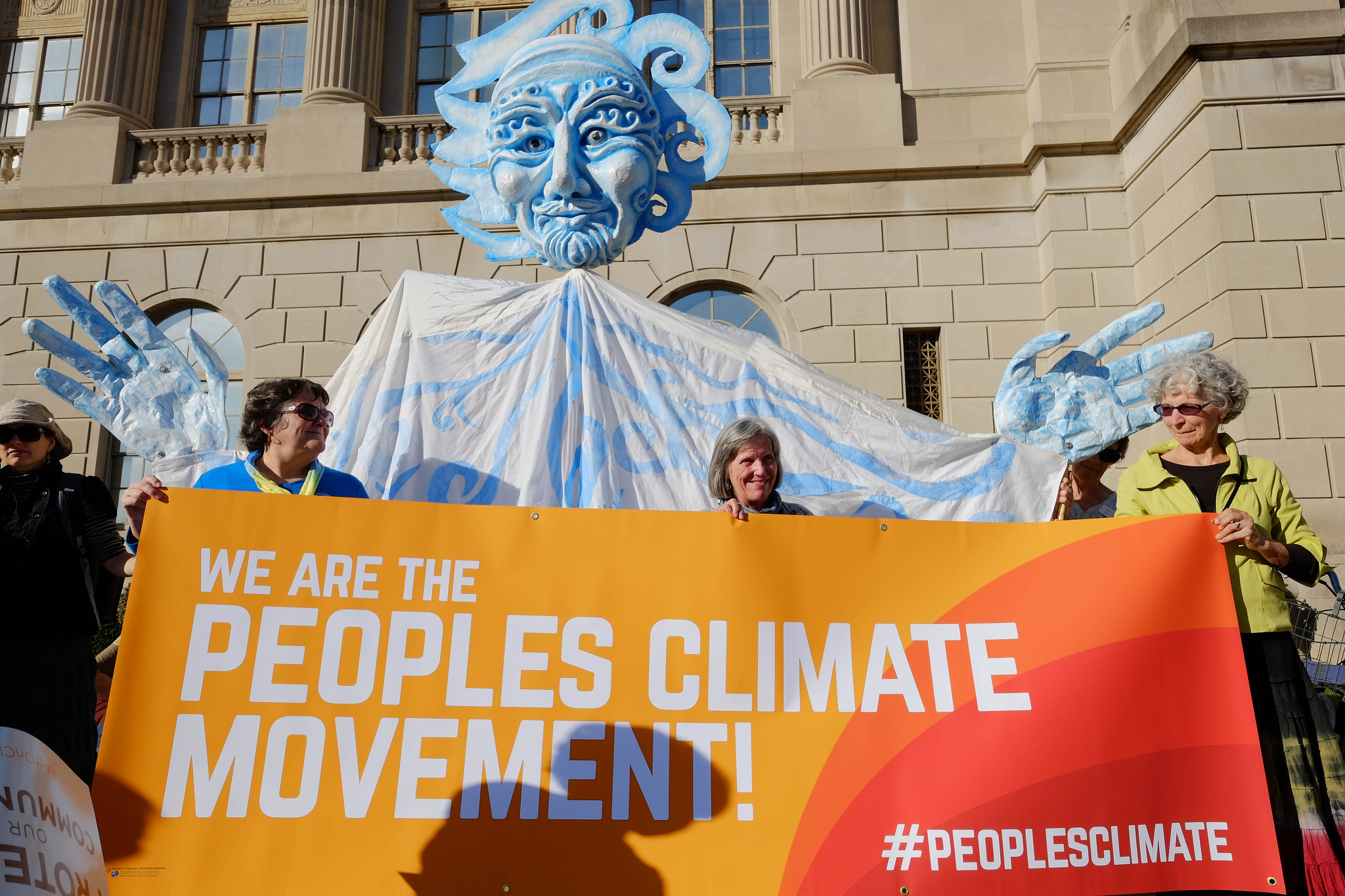 People's Day of Climate Action, 15.10.14, 1