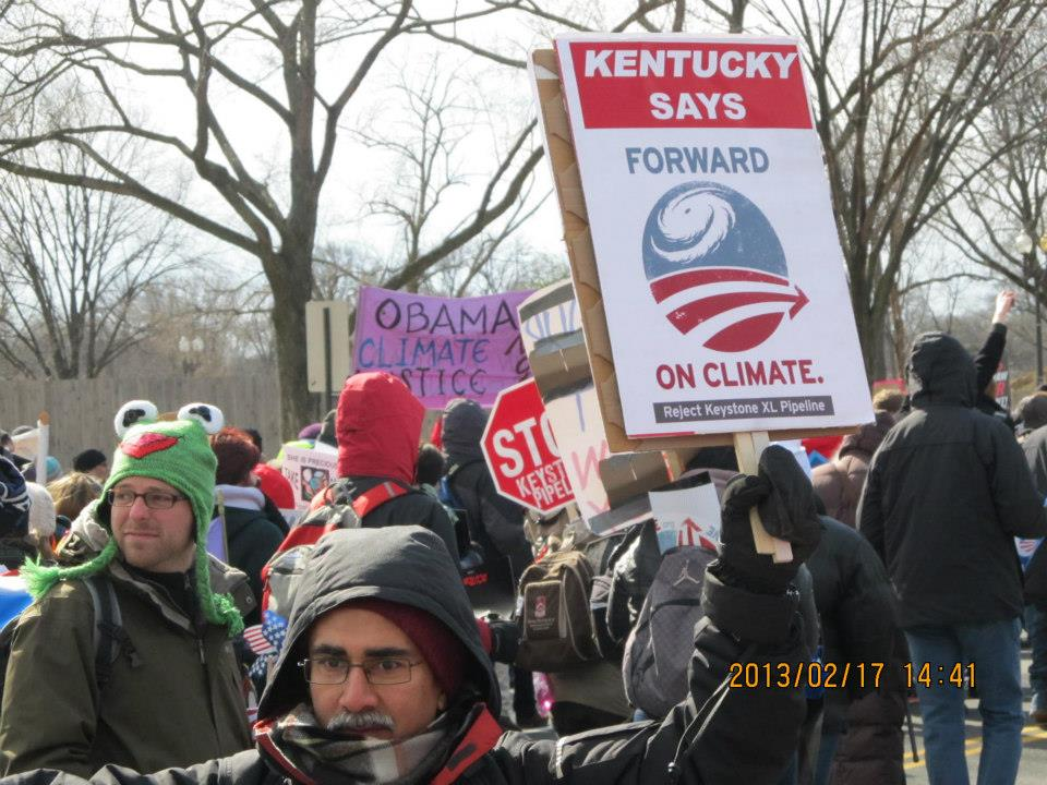 KY Forward on Climate Placard