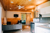 Honeymoon Suite at Hillside Lodge