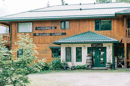 Hillside Lodge Main Lodge