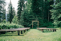 Ceremony Site at Hillside Lodge