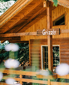 Grizzly Chalet at Hillside Lodge