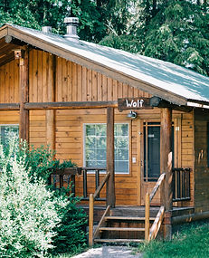 Wolf Chalet at Hillside Lodge