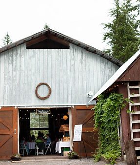 Barn Wedding Venue at Hillside Lodge