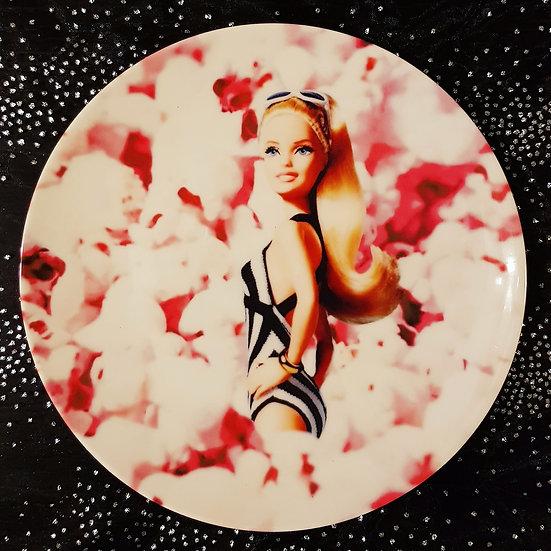 Assiette Barbie