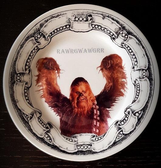 Assiette Chewbacca