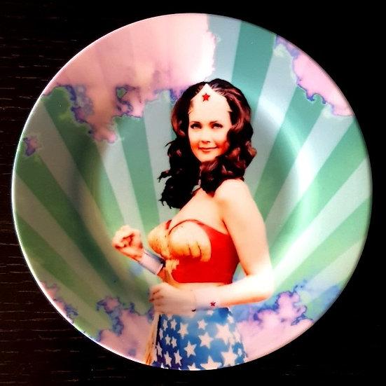 Assiette Wonder Woman, 20cm