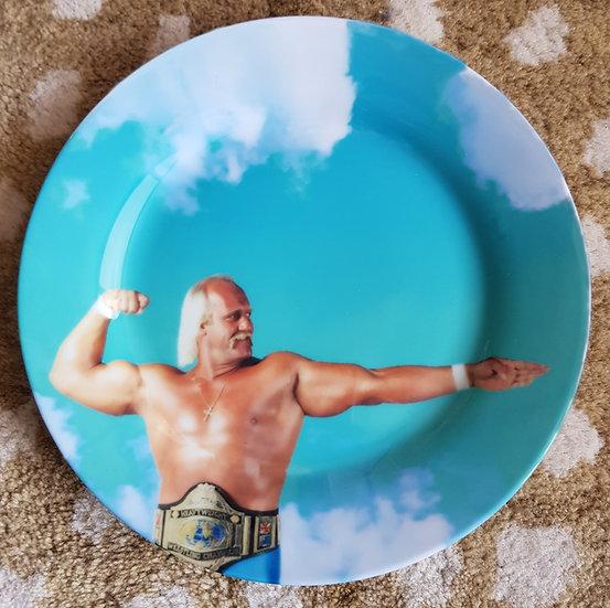 Assiette Hulk Hogan