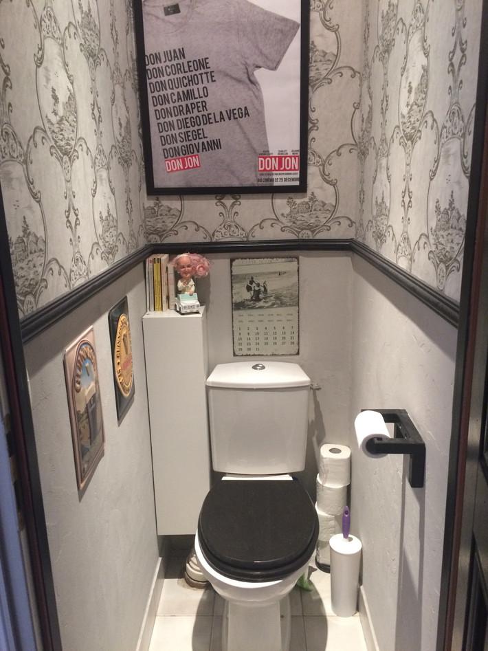 Chez Mme C. Nogent sur Marne- Toilettes