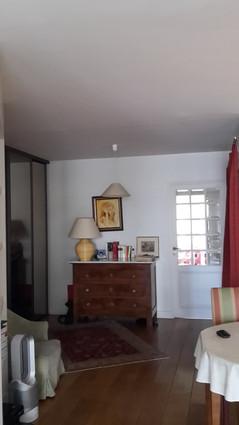 Chez M et Mme L. Courbevoie -Avant Trava