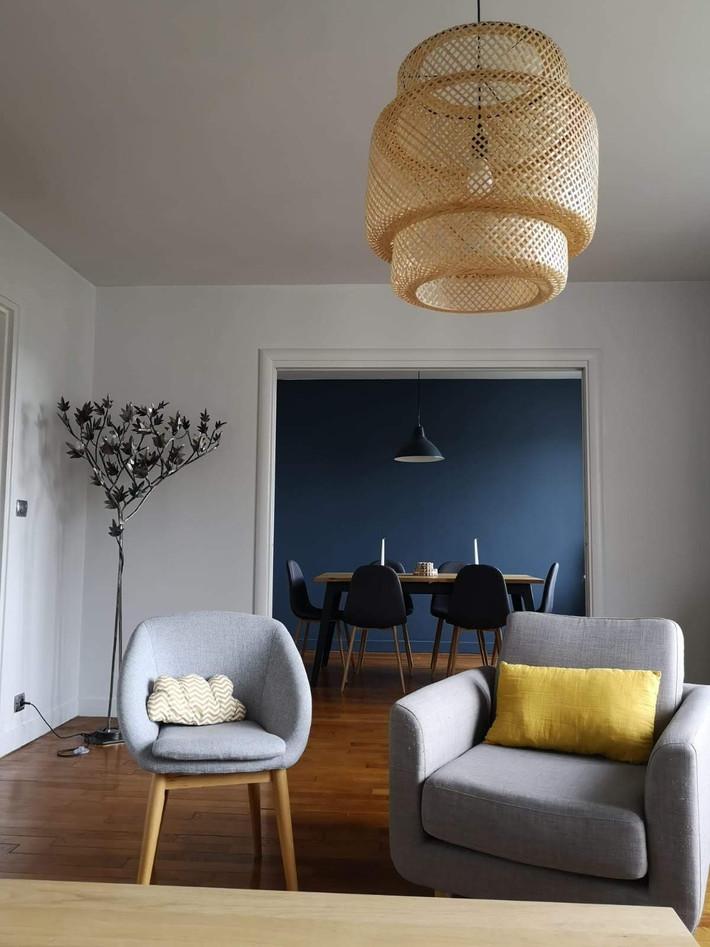Chez M et Mme R. Neuilly sur Seine