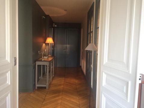Chez M et Mme B. Paris 16ème