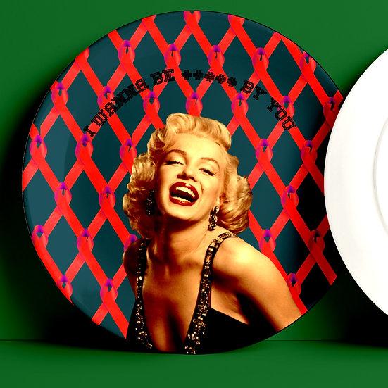 Assiette Maryline, 27 cm