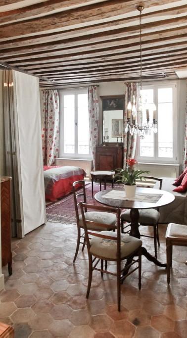 Chez Mme S. Paris 11ème