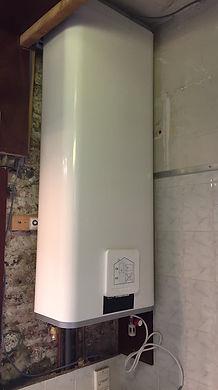 Installation Dépannage Entretien chauffe eau Paris et proche banlieue
