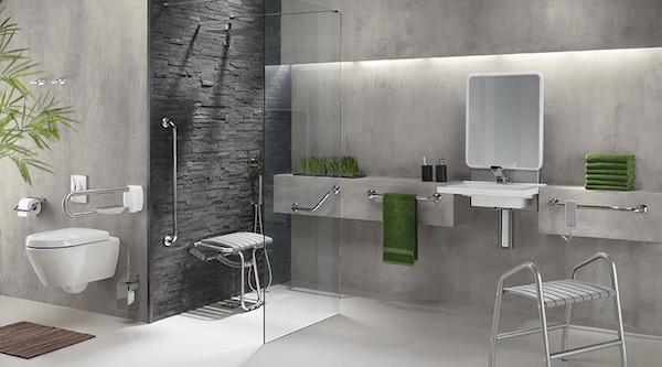 Adapter la salle de bain aux seniors et personnes à mobilité réduite.