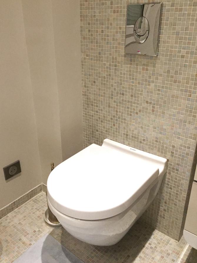 A ne pas jeter dans les toilettes !