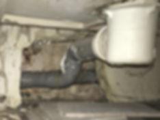 Dégât des eaux, recherche de fuite toilettes baignoire évier siphon remplacement chasse d'eau assurance
