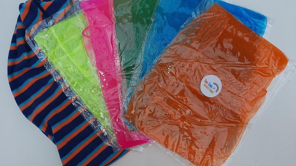 Pack Of 5 Sensory Scarves