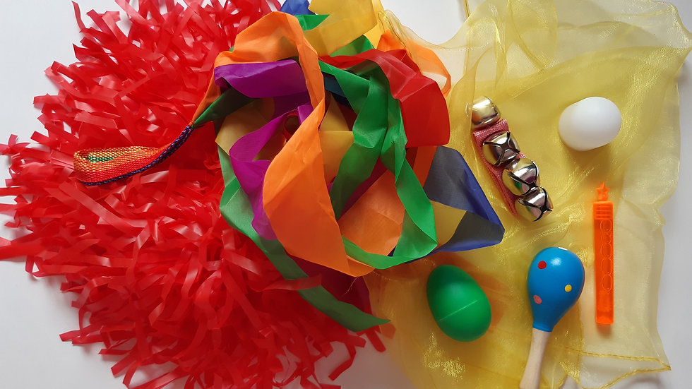 The Baby Class Sensory Bag