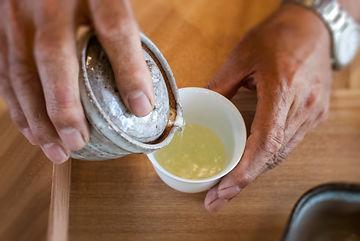 お茶の里記念館お茶淹れ体験
