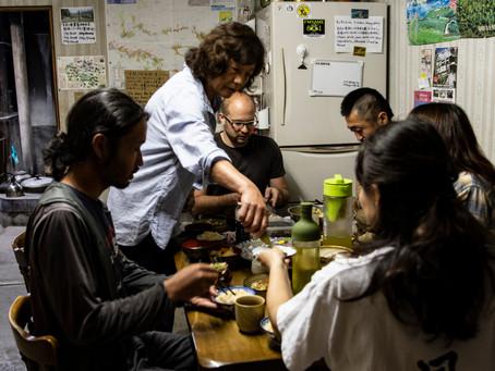 八女茶サポーターとしての「農作業応援隊」