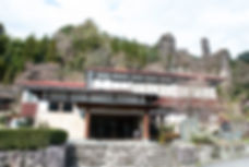 お茶の里記念館外観
