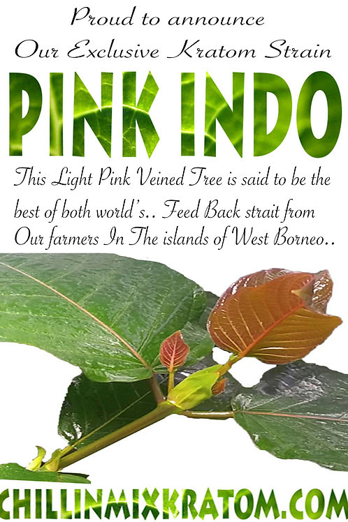 Pink Indo (1000 Grams)