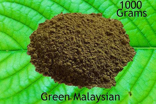 Green Malaysian 1000 Grams