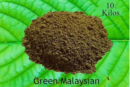 Green Malaysian 10 Kilos