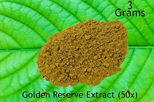 Golden Reserve Extract 3 Grams