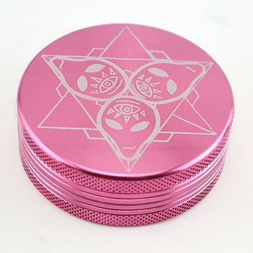 Herb Grinder (Pink)