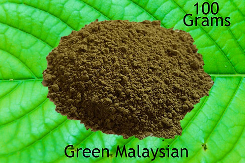 Green Malaysian 100 Grams