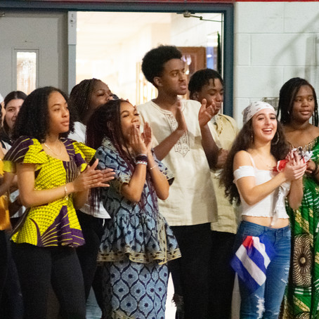 Snapshots: Black History Month Assembly