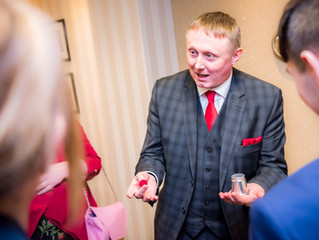 Why Book a Magician at your Wedding?