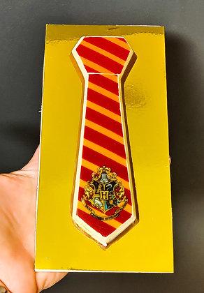 עניבה משוקולד בסגנון הארי פוטר