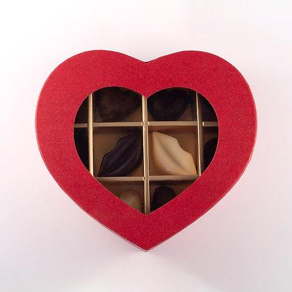 My heart in a box