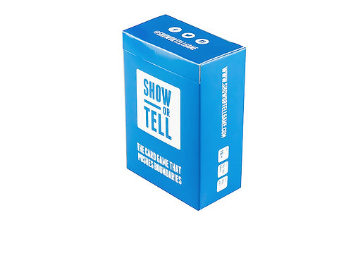 Show or Tell Expansion Pack