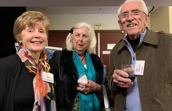 Sue Newton, ? & Paul Schmidt