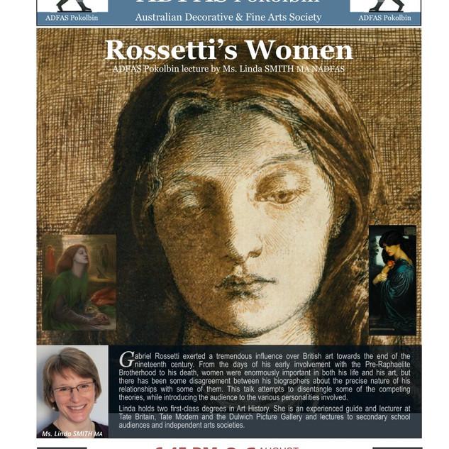 Rossetti's Women