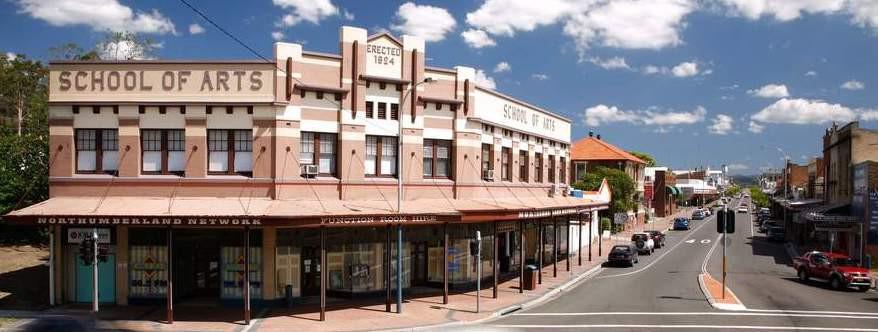 Cnr. Main Street & Vincent Street Cessnock NSW