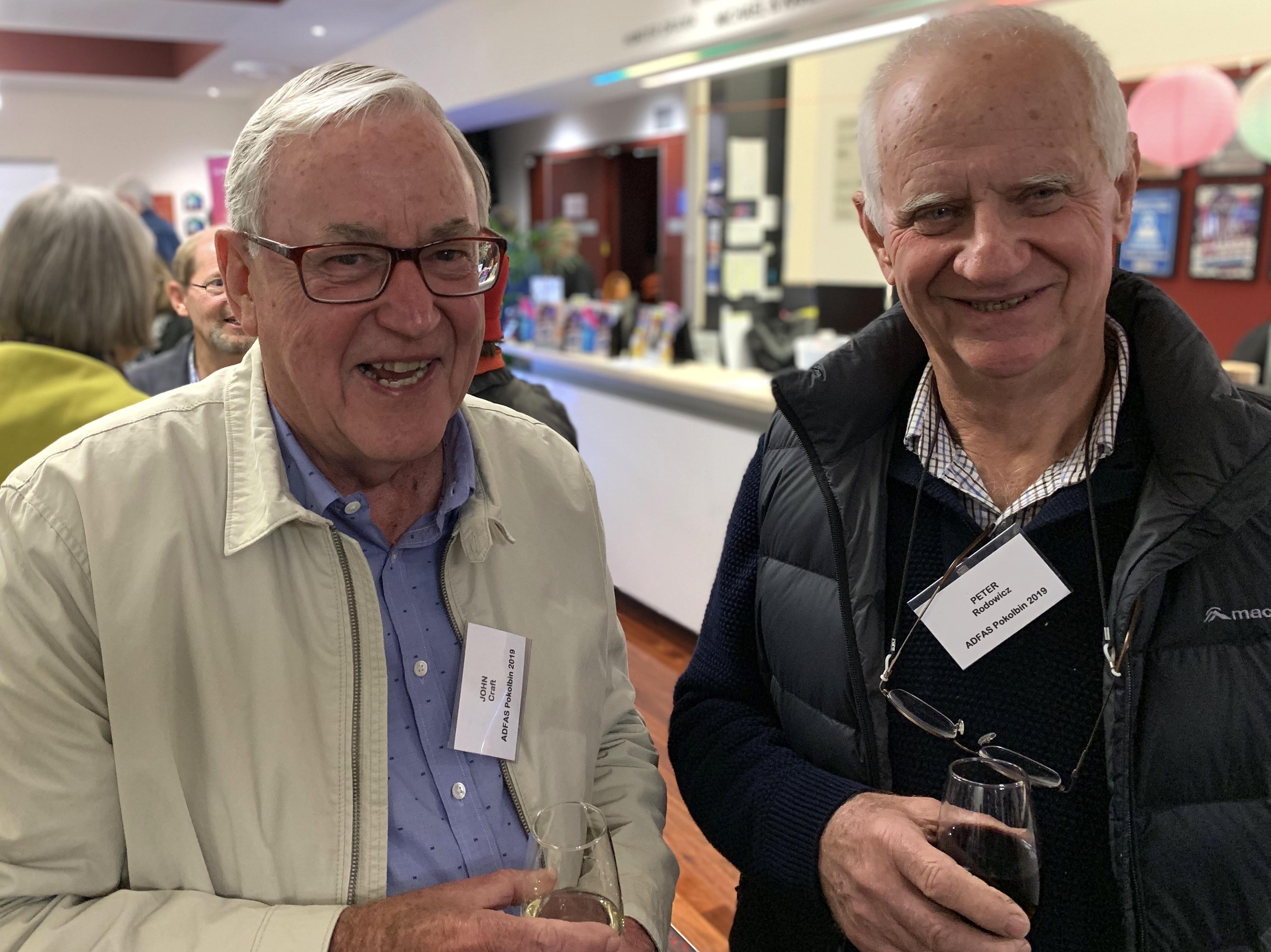 John Craft & Peter Rodowicz
