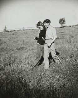 John and Sunday Reed