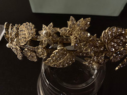 Lady Edith Crawley's Tiara detail