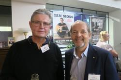 Ian Mck and Bob